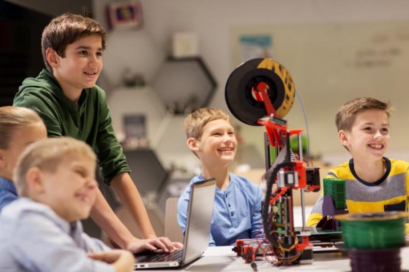 Hvilken virkning har teknologierne og hvordan får man mest ud af det for børn mellem 5 og 15 år?